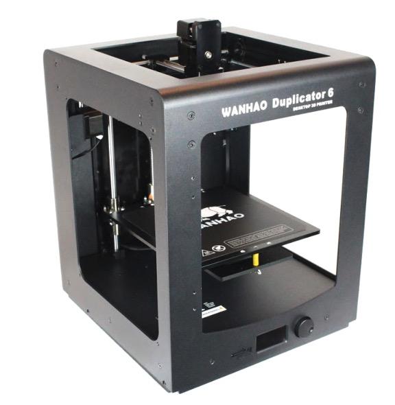 IMPRESSORA 3D DUPLICATOR 6 /  PLUS – LANÇAMENTO