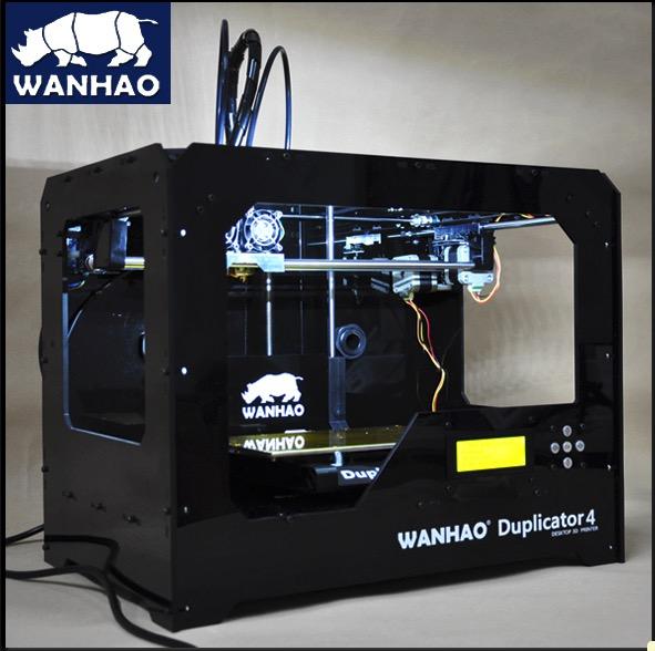 IMPRESSORA 3D DUPLICATOR 4S
